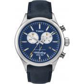 Montre Timex Cuir Bleue TW2P75400D7