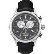 Montre Timex Ronde Cuir TW2P75500D7