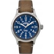 Montre Timex Marron Ronde TW4B01800D7