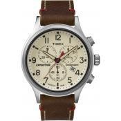 Montre Timex Chronographe Marron TW4B04300D7