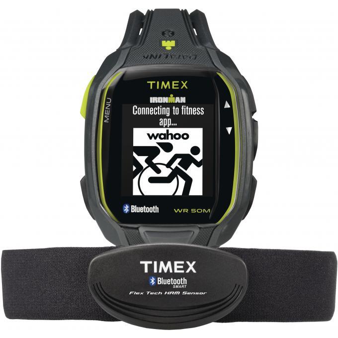 revendeur 2abd5 10ea8 Montre Timex TW5K88000F7 - IRONMAN Alarme,Chronographe,Compte à  Rebours,Dateur Bracelet Silicone Gris Boitier Résine Gris Homme Plus d'infos