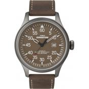 Montre Timex Dateur Marron T49874D7