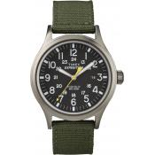Montre Timex Nylon Verte T49961D7