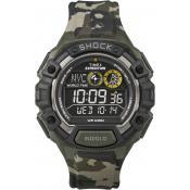 Montre Timex Chronographe Noir T49971SU