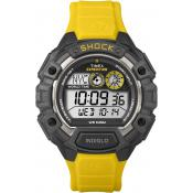 Montre Timex Chronographe Jaune T49974SU