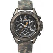 Montre Timex Ronde Dateur T49987D7