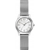 Montre Timex Métal Argentée Chic T2P457D7