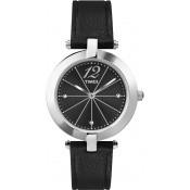 Montre Timex Cuir Noire Classe T2P544D7