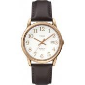 Montre Timex Cuir Dorée Classique T2P563D7