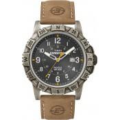Montre Timex Cuir Ronde Camel T49991D7