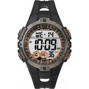 Montre Timex Ronde Noire Commode T5K8014E