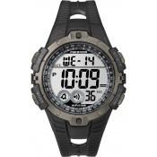Montre Timex Ronde Noire Élégante T5K8024E