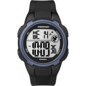 Montre Timex Ronde Noire Stylé T5K8204E