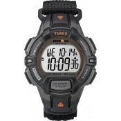 Montre Timex Tissu Ronde Noire T5K834SU