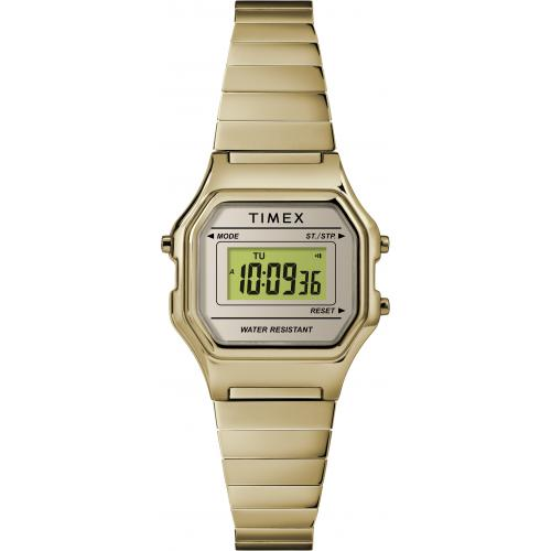 Timex - TW2T48000 - Montre Rectangulaire