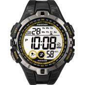Montre Timex Marathon jaune noire T5K421