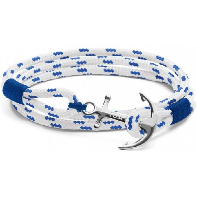 Bracelet Tom Hope TM016 - Bracelet Royal Blue Mixte