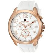 Montre Tommy Hilfiger 1781388 - Montre Multifonctions Silicone Femme