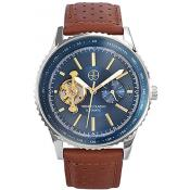 Montre Trendy automatique CB1028-05 - Montre Cuir Automatique Homme
