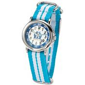 Montre Trendy Kiddy OM8011 - Montre OM Bleue Enfant