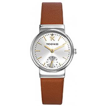 Montre Trendy Kiss Kirsten TG10077-31 - Montre Cuir Marron Femme