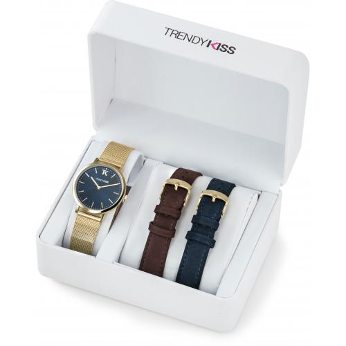Trendy Kiss - Coffret Montre Trendy Kiss Lovisa CTK-03 - Coffret Montre Femme