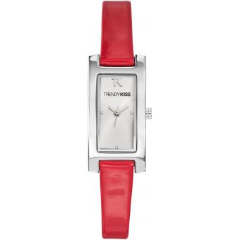 Trendy Kiss - Montre Trendy Kiss TC10030-08 - Montre Rouge Femme