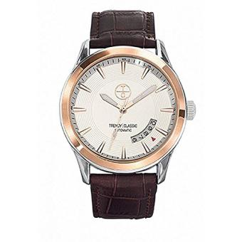 Montre Trendy Automatique CB1024-32D - Montre Dateur Automatique Homme