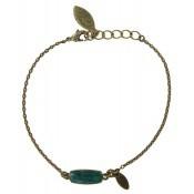 Bracelet Happy Lagon - Virginie Monroe