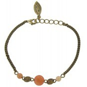 Bracelet Zelda Poudre - Virginie Monroe