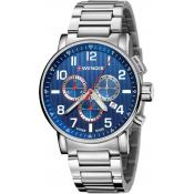 Montre Wenger Ronde Chronographe 01.0343.106