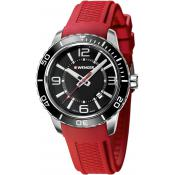 Montre Wenger Rouge Saphir 01.0851.116